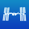 Logo der ISS Finder App